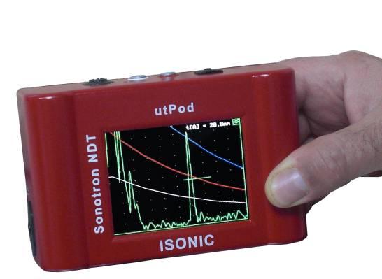 Isonic Utpod Isonic Utpod Lf Ultra Portable Ultrasonic